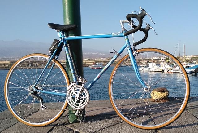 Bicicleta Clásica Carretera