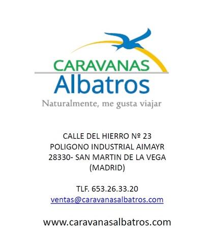 CARAVANA CARAVELAIR ALBA 496 173 /MES - foto 9