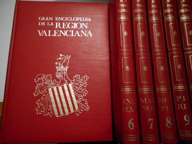 GRAN ENCICLOPEDIA D LA REGIÓN VALENCIANA - foto 2