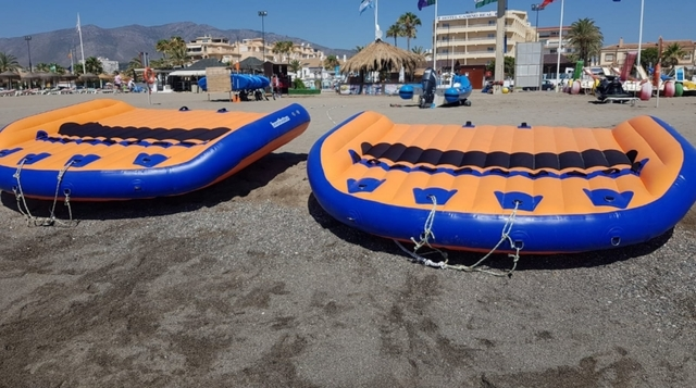 PVC SLIDER ( 5-6 PERS) INFLABLE PRO N°1 - foto 6