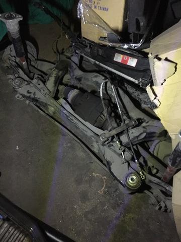 Original trw BREMSSATTEL bremszange trasera derecha Opel Vivaro 2002