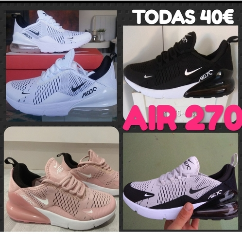 MIL ANUNCIOS.COM Zapatillas nike air max réplica Segunda