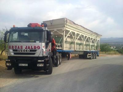CAMION GONDOLA TRANSPORTES ESPECIALES - foto 3