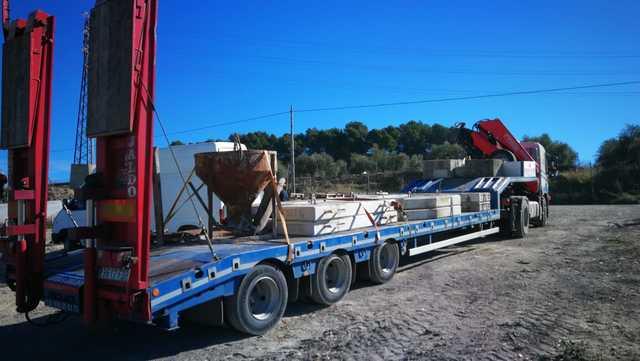 CAMION GONDOLA TRANSPORTES ESPECIALES - foto 5