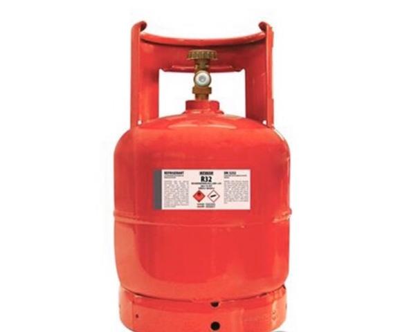 Botella De Gas Refrigerante R32
