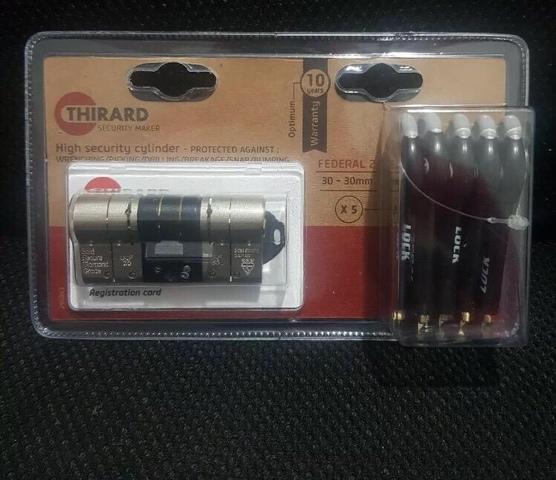 Federal cilindro 2 thirard