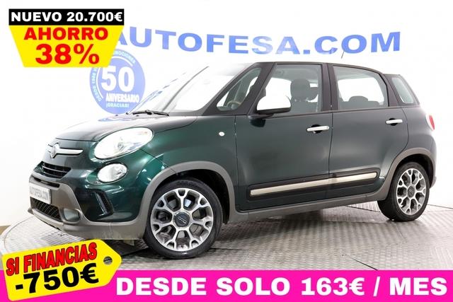 """Fiat 500L Ahorro De Espacio Rueda de Repuesto 15/"""""""