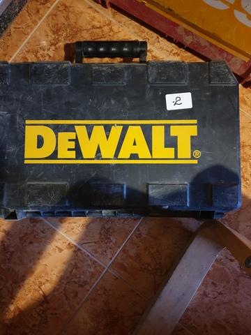 Taladro Marca Dewalt Mod.  Dw562