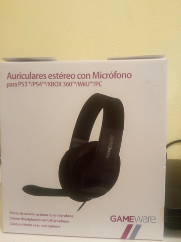 MIL ANUNCIOS.COM Auriculares ps3 Segunda mano y anuncios