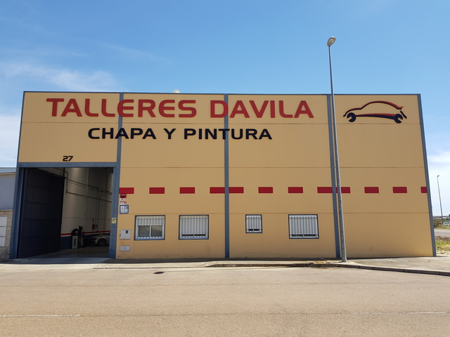 TALLERES DAVILA CHAPA Y PINTURA - foto 1