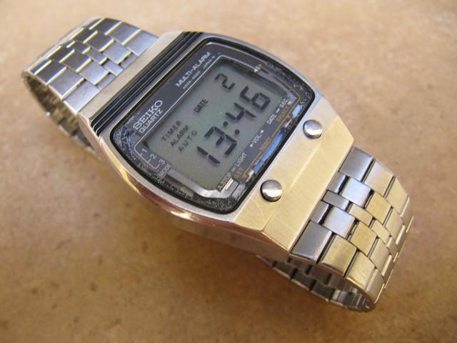 Boutique en ligne 35e79 f51ae MIL ANUNCIOS.COM - Relojes seiko digitales Segunda mano y ...