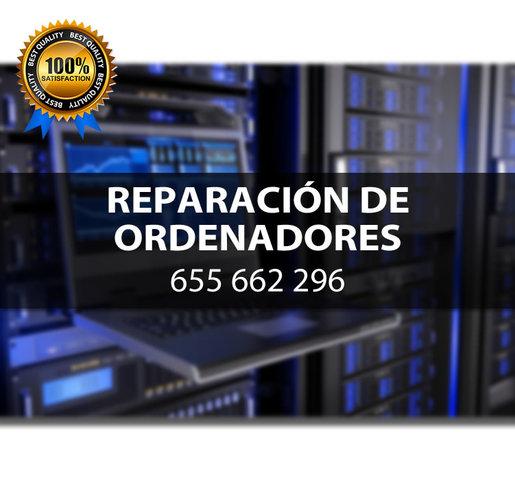 REPARACIÓN DE ORDENADORES WINDOWS Y MAC - foto 1