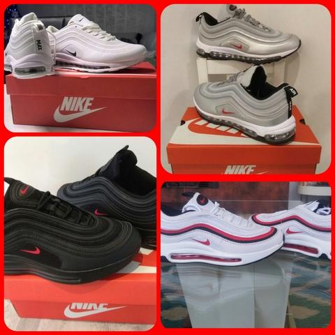 Zapatillas Nike Air force 1 just do it de segunda mano por