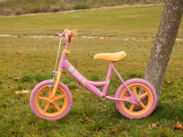 Bici Sin Pedales Niñ@S