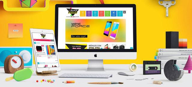 DISEÑO WEB GIRONA,  WORDPRESS,  JOOMLA - foto 1