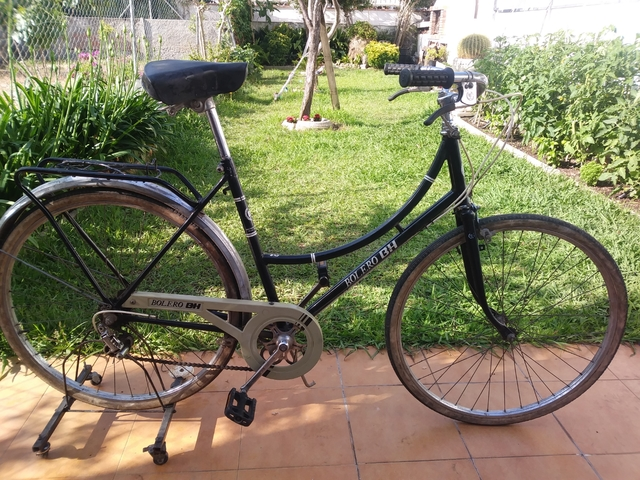 Bicicleta Vintage Bh Bolero