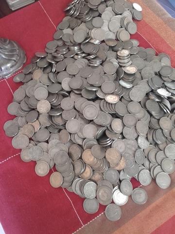 Monedas 25 Pesetas Franco 1957