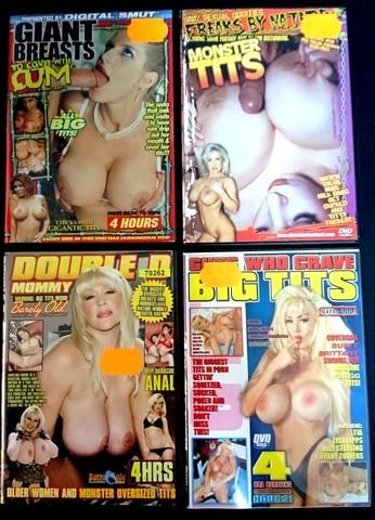 DVD PORNO / ADULTOS / PECHOS USA - XXX - - foto 1