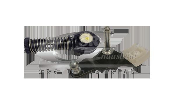 maleta //espacio de carga Topran 407 965 Amortiguador
