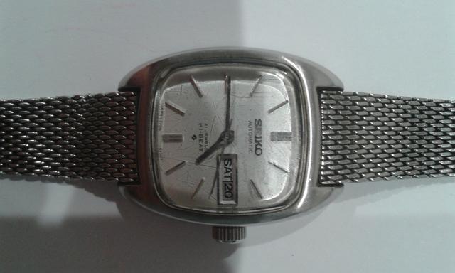 Citizen Rhythm tiempo 1960s Reloj Para hombres Auténticos