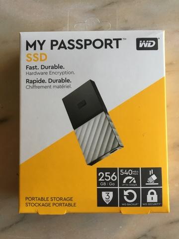 DISCO DURO SSD 256GB M2 EXTERNO NUEVO*  - foto 1