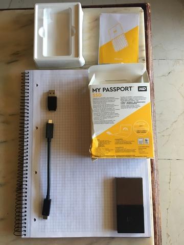 DISCO DURO SSD 256GB M2 EXTERNO NUEVO*  - foto 3