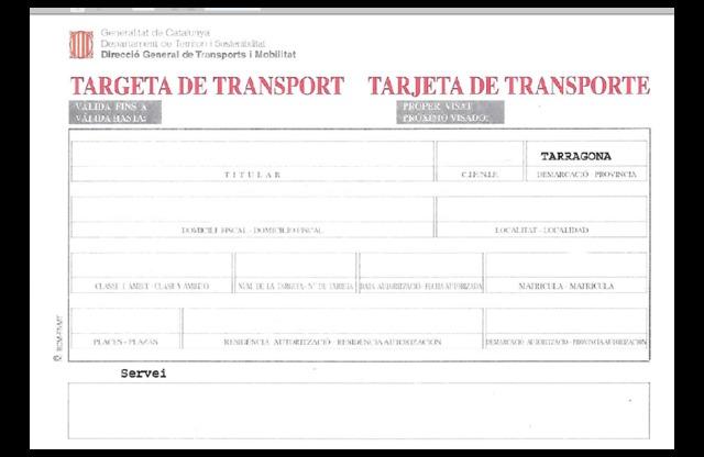 ASESORIA DE - TRANSPORTE - foto 1