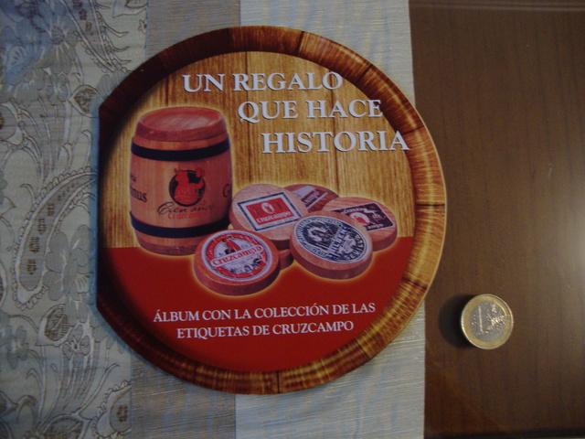 Album Cerveza Cruzcampo