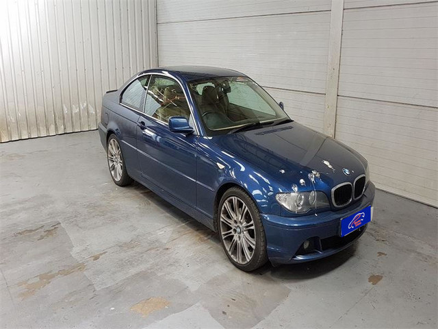 Despiece Bmw E46 Coupe Restyling