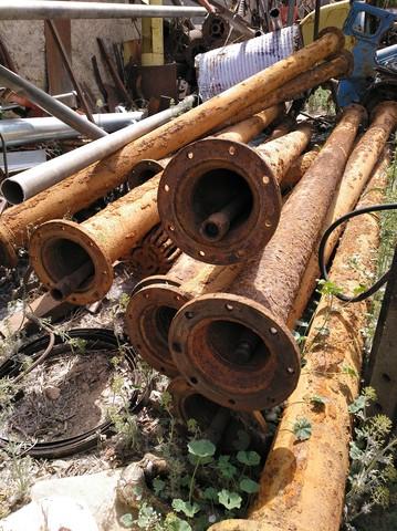 TUBERIA BOMBA DE RIEGO VERTICAL - foto 2