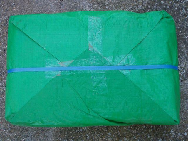 Lona 0,52€//m² Lona 140g//m² Plano De Barco Cubiertas De Lona Protectora