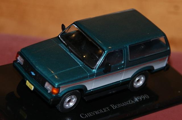 Chevrolet Bonanza 1990 Escala 1:43 Altay