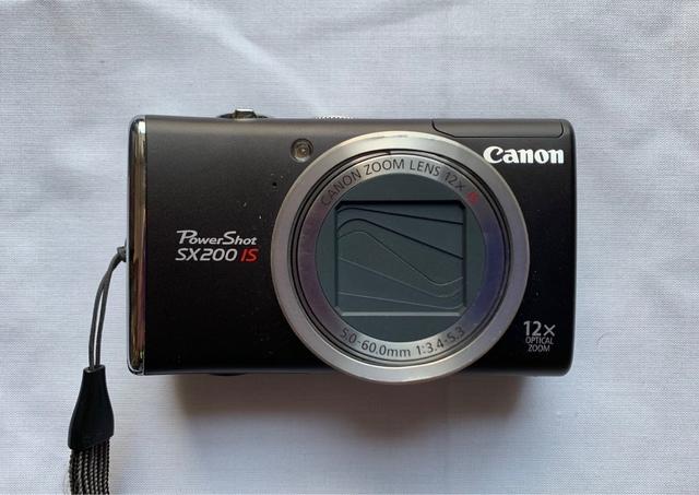 Canon PowerShot sx200 pantalla LCD cámara piezas de repuesto reparación
