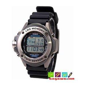 Casio Buceo Mano com Mil Y Anuncios Anuncios Reloj Segunda yvmN8OnP0w