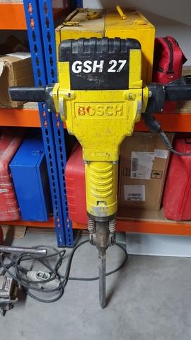 Martillo Bosch Gsh 27.