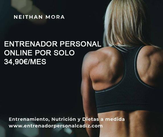 ENTRENADOR PERSONAL ONLINE - foto 1