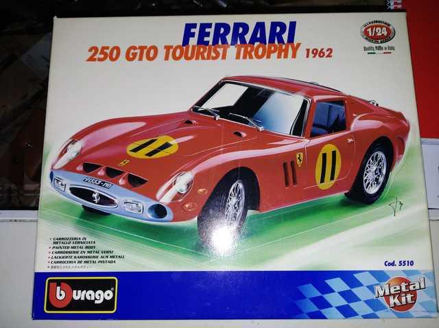 1962 Clasificados com Anuncios Ferrari Gto Mano Mil Anuncios Segunda Y kOXiPTZu