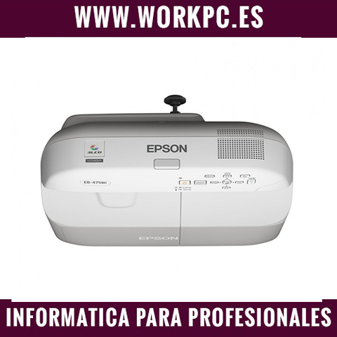 LOTE 5 PROYECTORES EPSON H453B - foto 1