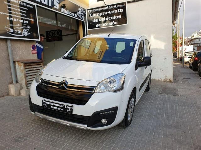 CITROEN - BERLINGO MULTISP.  XTR PLUS BLUEHDI 74KW100 ETG6 - foto 1