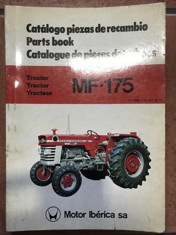 Massey Ferguson 35 Tractor de 3 Cilindros Inyector Tubo No.3