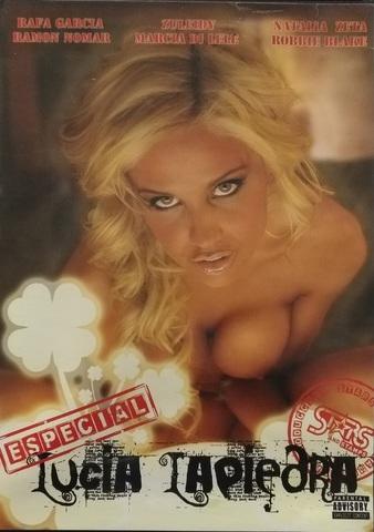 DVD ESPECIAL LUCIA LA PIEDRA - XXX - SEX - foto 1