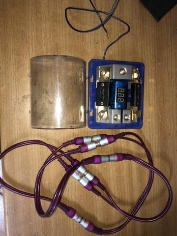 PORTAFUSIBLES 2X120A INDICADOR DIGITAL - foto 1