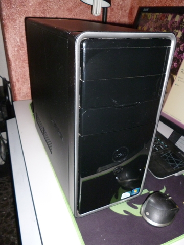 CORE 2 DUO E8400 3.00GHZ 6MB 4GB RAM segunda mano  San Fulgencio