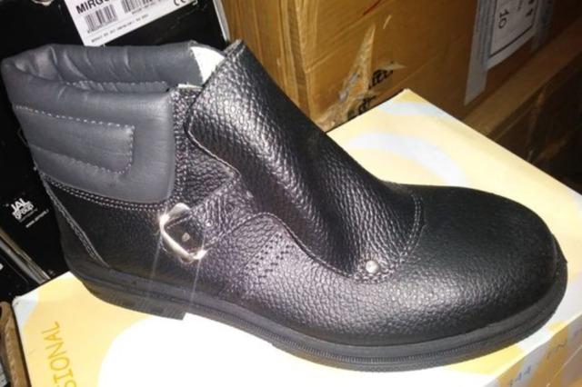 6548a52034c6 COM - Liquidacion zapatos de seguridad Segunda mano y anuncios clasificados