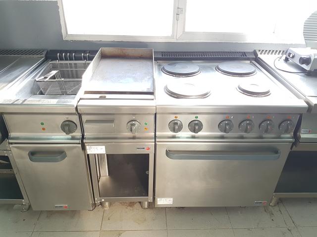 Modulo Cocina Fagor Industrial Gama 700