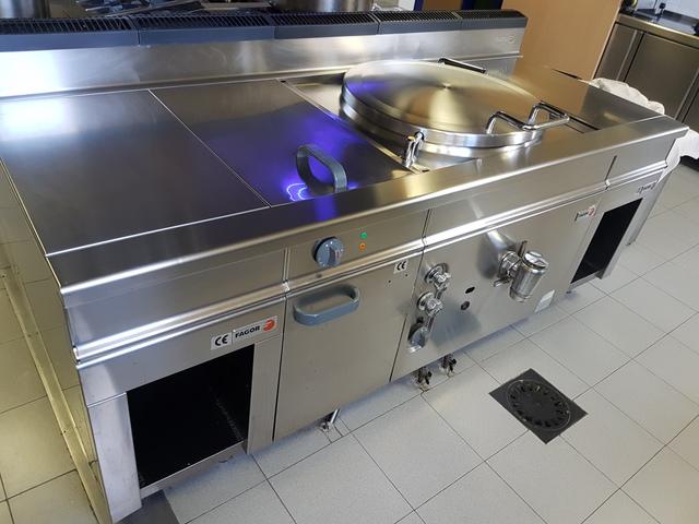 Modulo De Cocina Industrial Fagor 900