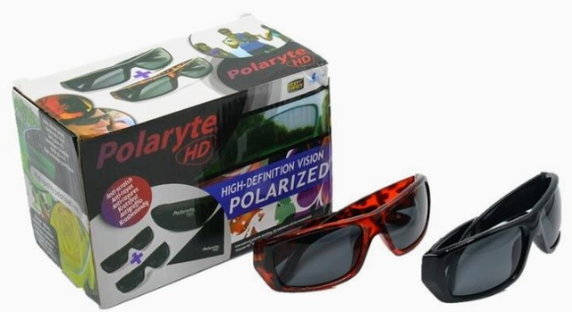 distribuidor mayorista 5ecb1 31141 GAFAS POLARYTE HD POLARIZADAS SIN BRILLO