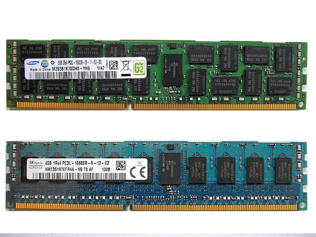 MEMORIAS 8 Y 4 GB.  PARA PCS. Y SERVIDORES - foto 1