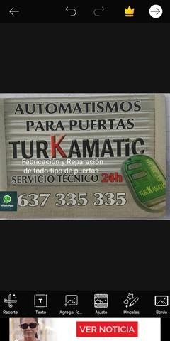 AUTOMATISMES PER A PORTES - foto 2