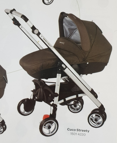 Bébé Confort Loola 3 Cochecito, color marrón